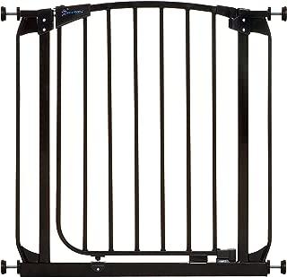 Dreambaby Chelsea Auto Close Security Gate in Black
