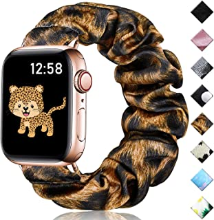 Vcegari Scrunchie - Correa para Apple Watch de 38 mm Serie 3