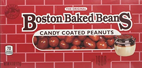 Boston Baked Beans Candy Coated Peanuts, 4.31 oz