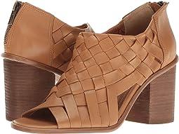Camel Brushed Leather