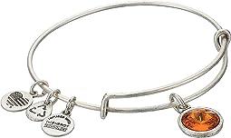 November - Topaz Birthstone Bracelet