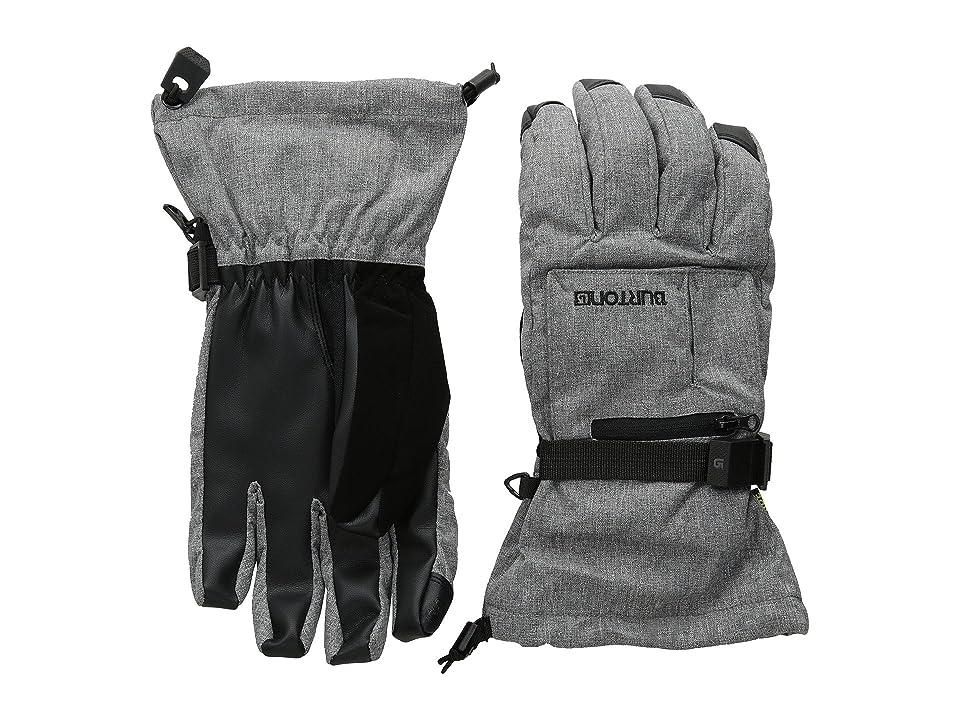 Burton Baker 2-In-1 Glove (Bog Heather) Snowboard Gloves