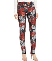 Douro Floral Print Slim Pants