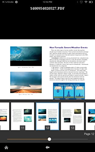 『Epic Rain & Thunder Sounds - with featured ebook: Basic Weather Spotters' Field Guide』の7枚目の画像