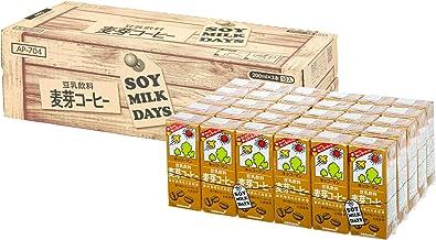 [Amazon限定ブランド]キッコーマン 豆乳飲料 麦芽コーヒー SOYMILK DAYS 200ml×30本