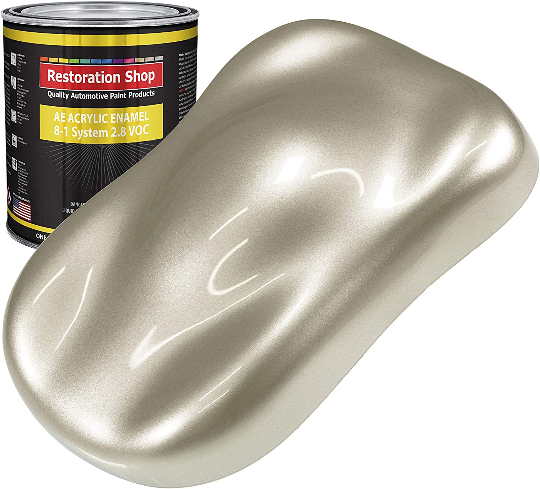 Restoration Shop - High quality Gold Mist Metallic Auto Austin Mall Enamel Acrylic Paint