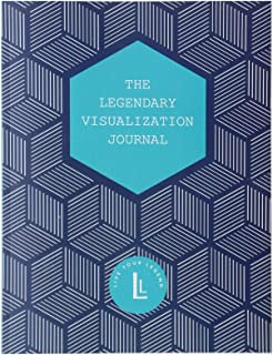 Visualization Journal by Legendary Life - Manifestation Workbook - 7 Day Guided Law of Attraction Planner - Clarify Your T...