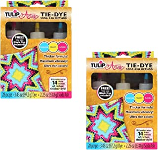 Tulip Professional Tie Dye System, 3-Pack (2 Kits)