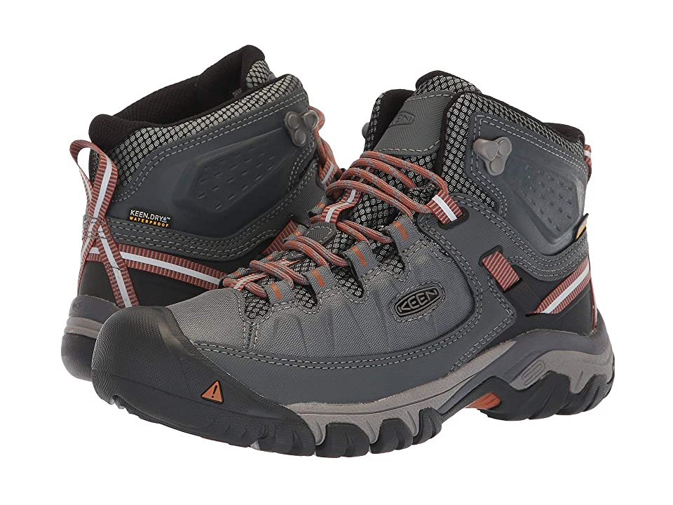 Keen Targhee Exp Mid WP (Turbulence/Adobe) Women