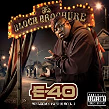 Best e-40 the block brochure welcome to the soil 1 Reviews
