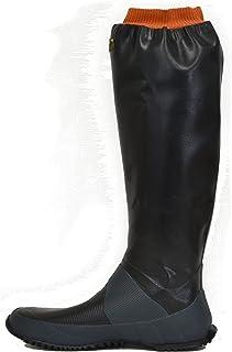 ATOM アトム 裏布付 農用長靴 らくらく長靴 大地 先丸 361 4L(28.5~29.0cm)
