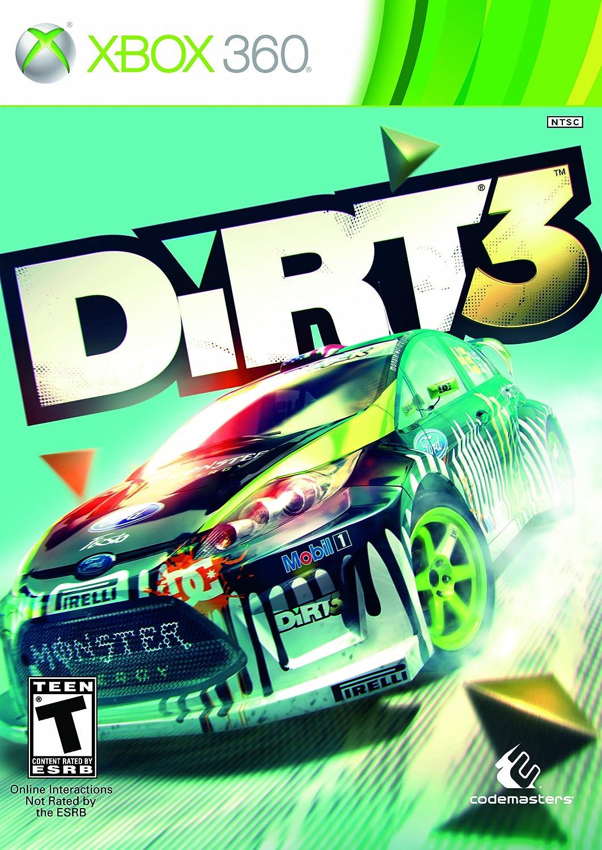 Dirt 3 - favorite online shop Xbox 360