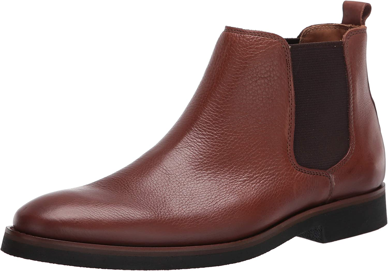 Driver Club USA At the price Men's Luxury Leather Lug Boot Ankle with Time sale Sole