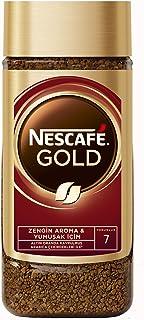 Nescafe Gold Çözünebilir Kahve 200Gr Kavanoz
