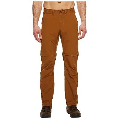 Jack Wolfskin Canyon Zip Off Pants (Deer Brown) Men