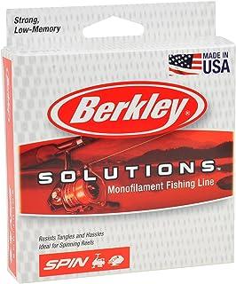 Berkley Solutions Mono, 6lb | 2.7kg, 250yd | 228m Monofilament - 6lb | 2.7kg - 250yd | 228m