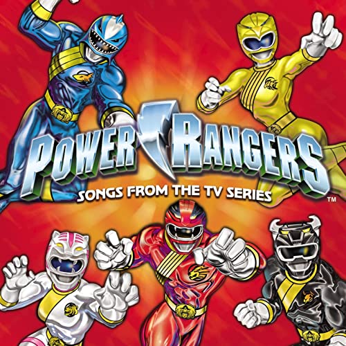 Power Rangers Turbo, Go! (Album Version)