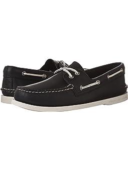 authentic original boat shoe tan