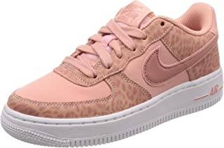 new concept 7a1f1 c5276 Nike Air Force 1 Lv8 (GS), Sneakers Basses Mixte Enfant