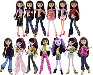 ZITA ELEMENT Lot 10 Pcs Fashion Clothes Outfit for Monster High Doll