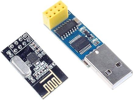 WINGONEER/® 10Pcs nRF24L01 Wireless Module 2.4G Wireless Communication Module Upgrade Module