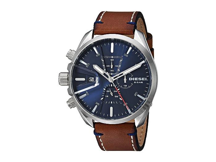 Diesel  MS9 Chrono - DZ4470 (Brown) Watches