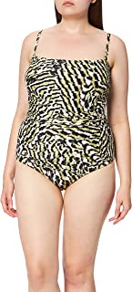 Seafolly Women's Dd Bandeau Maillot One Piece Swimsuit