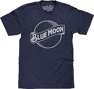 Blue Moon Beer T-Shirt - Blue Moon Brewing Company Logo Shirt