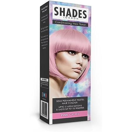 Shades London - Tinte para cabello, color pastel ...