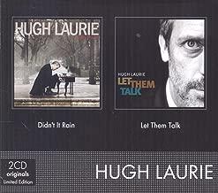 hugh laurie let them talk cd