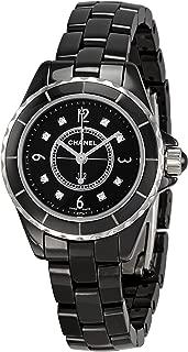 Women's H2569 J12 Black Ceramic Bracelet Watch