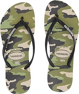 Havaianas Women's Slim Camo Flip Flop Sandal