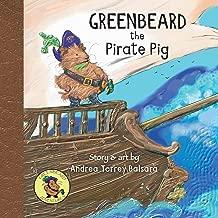 greenbeard الخنزير القراصنة