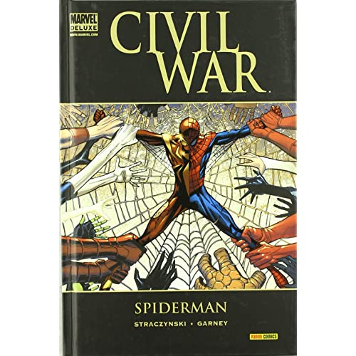 Civil War. Spiderman