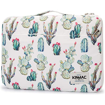 """Kinmac 360° Protective 13 inch Waterproof Laptop Sleeve case Bag with Handle for for 13.3"""" MacBook Air 
