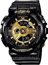 [カシオ] 腕時計 ベビージー ビッグケースシリーズ BA-110-1AJF ブラック