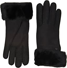 UGG - Classic Turn Cuff Waterproof Sheepskin Gloves