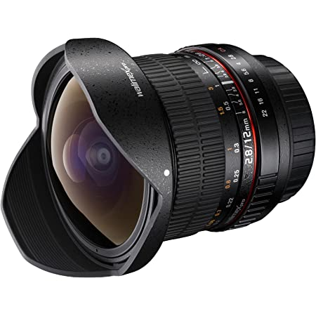 Walimex Pro 8 Mm F1 3 5 Festbrennweite Manueller Fokus Kamera
