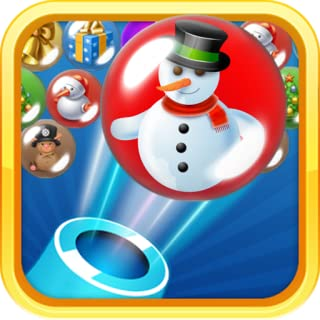 Christmas Bubble Shooter 2. Free addictive xmas game for whole family