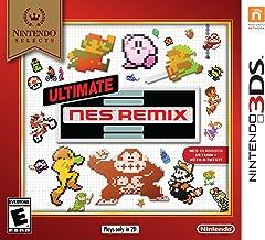 Nintendo Selects: Ultimate NES Remix - 3DS [Digital Code]