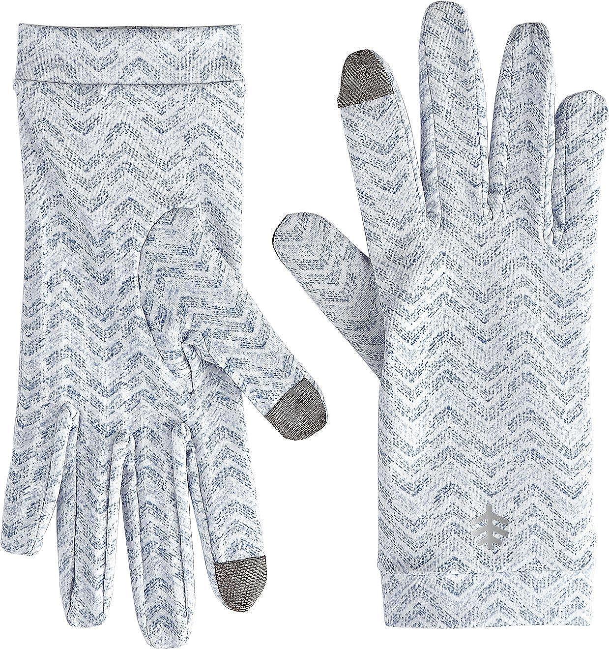 Coolibar UPF 50+ Men's Women's Gannett Finally popular brand Gloves Sun - Max 71% OFF Protectiv UV
