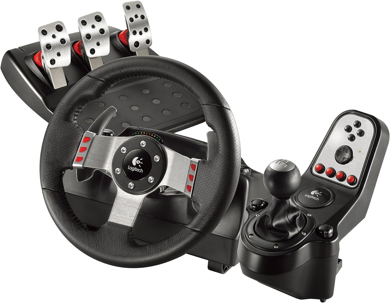 Logitech G27 Custom Wheel