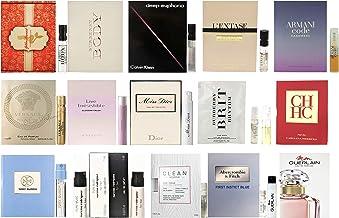 مجموعه 15 نمونه عطر زنانه طراح - 15 ویال عطر High End