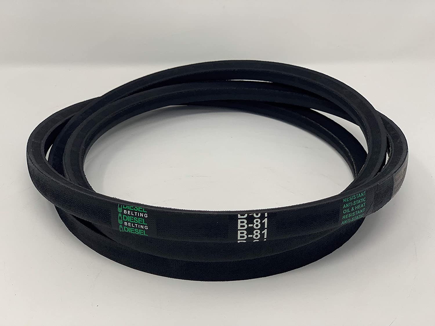 B81 5L840 Classic Wrapped V-Belt 21 84in Department store x Circumfe Ranking TOP8 Outside 32