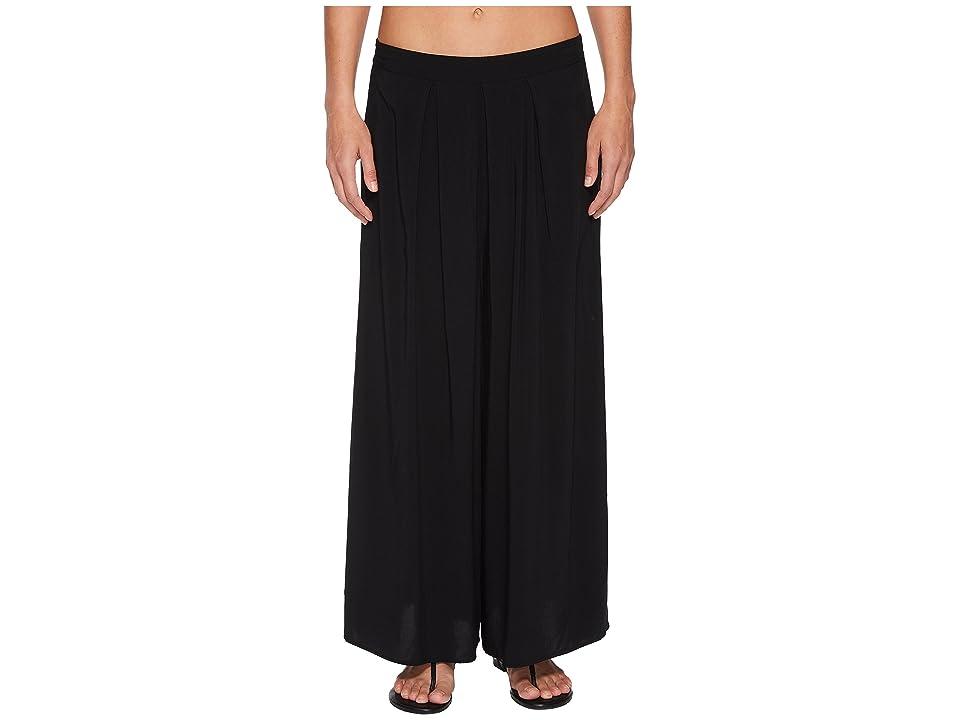 Seafolly Sahara Nights Voile Pants (Black) Women