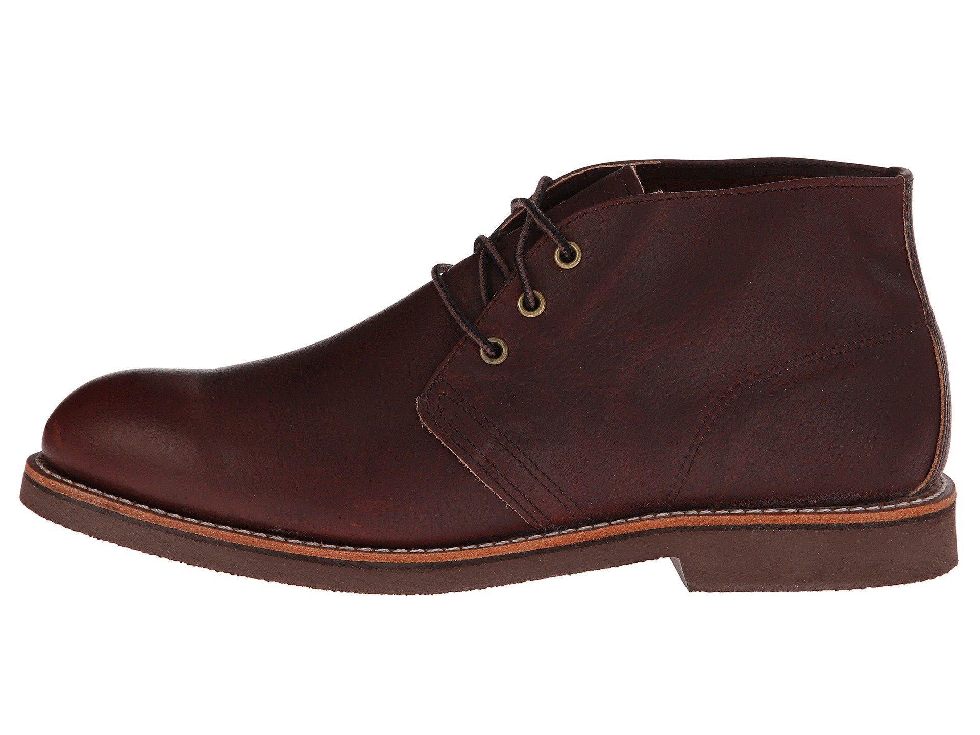 Red Wing Heritage Foreman Chukka At Zappos Com