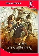 THUGS OF HINDOSTAN HindI / Tamil/ Telugu DVD ( All Regions English / Arabic / French Subtitles )