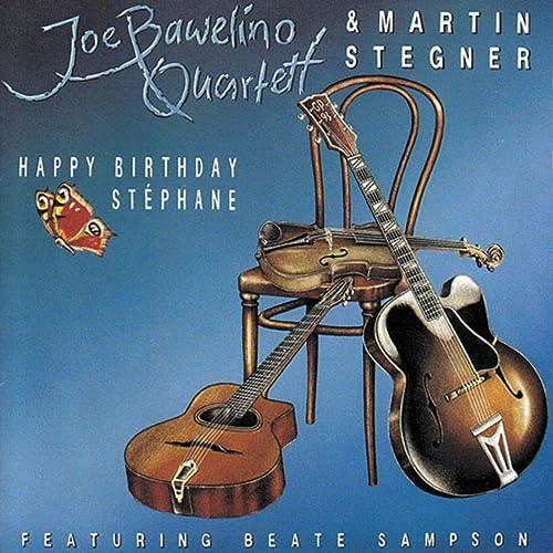 All of Me (feat. Beate Sampson) de Martin Stegner Joe Bawelino ...