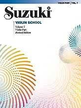 Suzuki Violin School - Volume 7 (Revised): Violin Part (Violin)