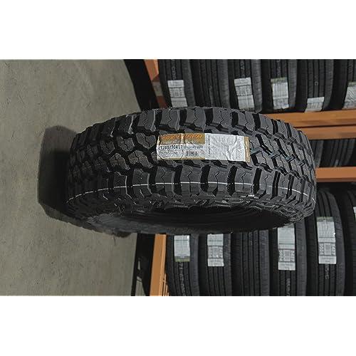ee08aea4ee0 Thunderer Trac Grip All- Season Radial Tire-285 70R17 127Q